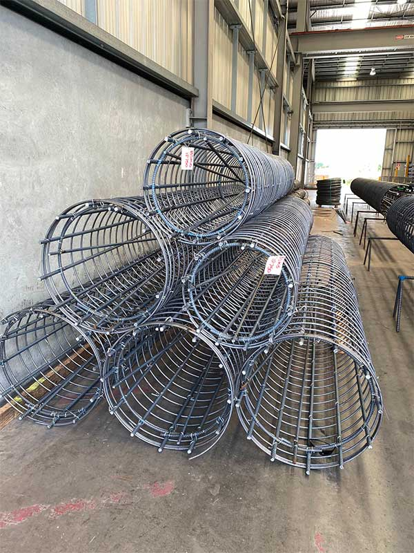Large Steel Coils for reinforcing - Rehua Reo